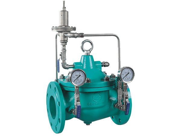 High Pressure Shut-off Valve