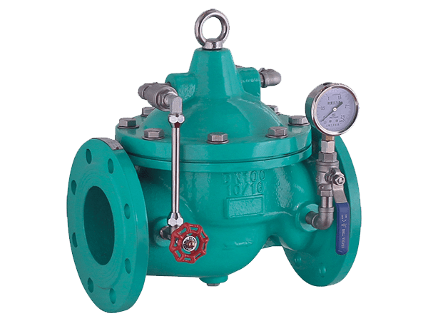 Hydraulic Non-Slam Check Valve