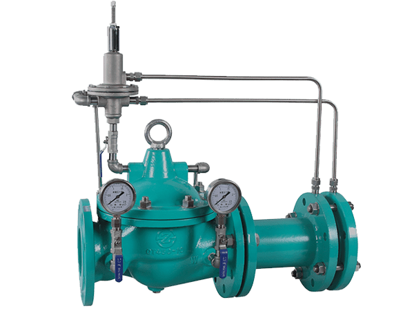 Rate of Flow Control Valve