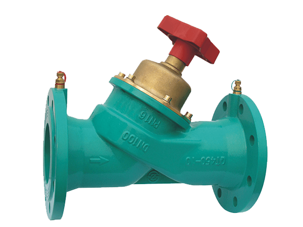 What is the Role of the Radiator Balancing Valve?