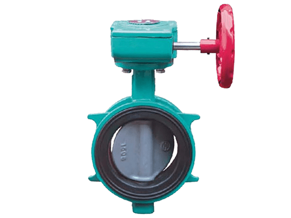 New Type Wafer Concentric Butterfly Valve