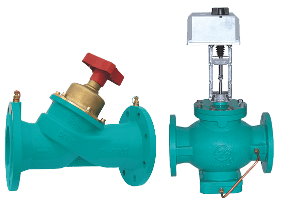 The Difference between Thermostatic Balancing Valve and Auto Balancing Valve