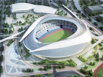 Wenzhou Olympic Sports Center